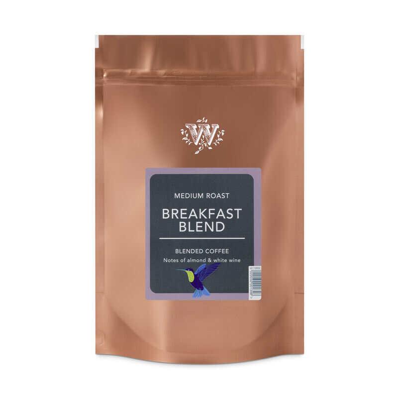 Breakfast Blend Coffee Packet