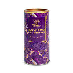 Blackcurrant & Elderflower Flavour Instant Tea