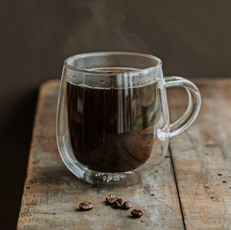 Santos & Java Coffee in Nova mug