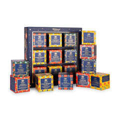 World of Whittard Gift Set with boxes outside of box