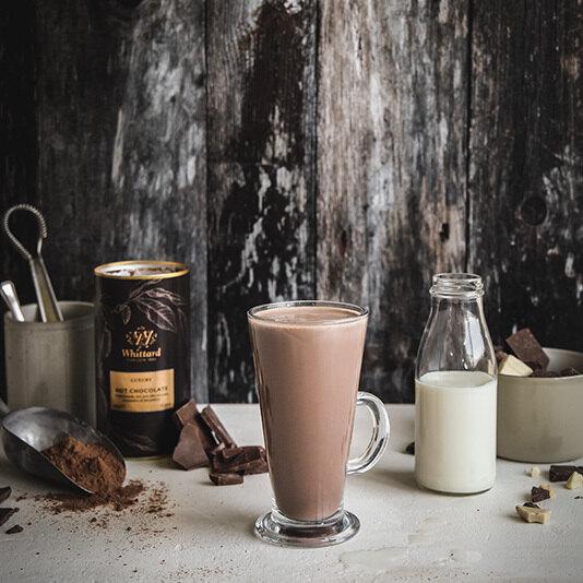 Milk Alternatives Hot chocolate