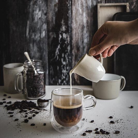 Milk Alternatives Coffee