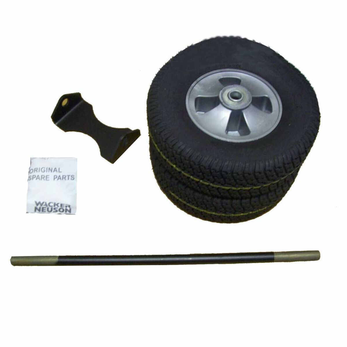 Wacker Neuson Wheel Kit Components