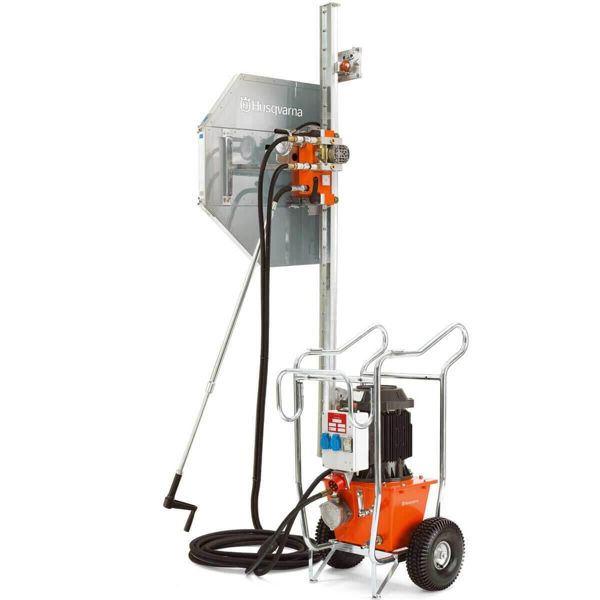 Electric Hydraulic Power Pack by Husqvarna