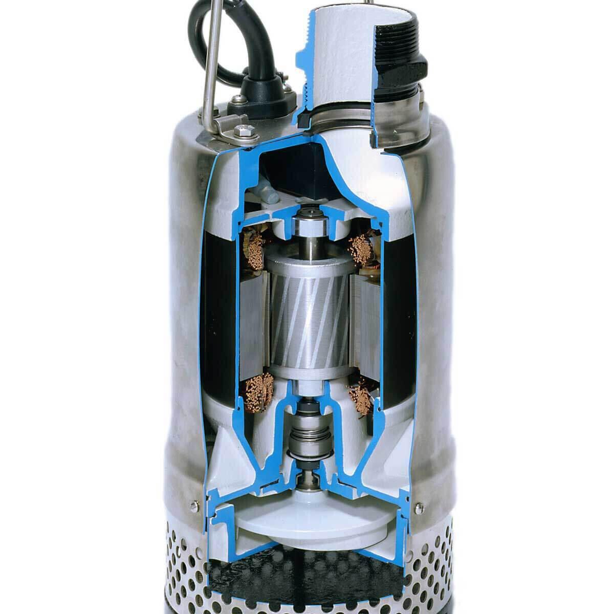 BJM R400 De-Watering Pump