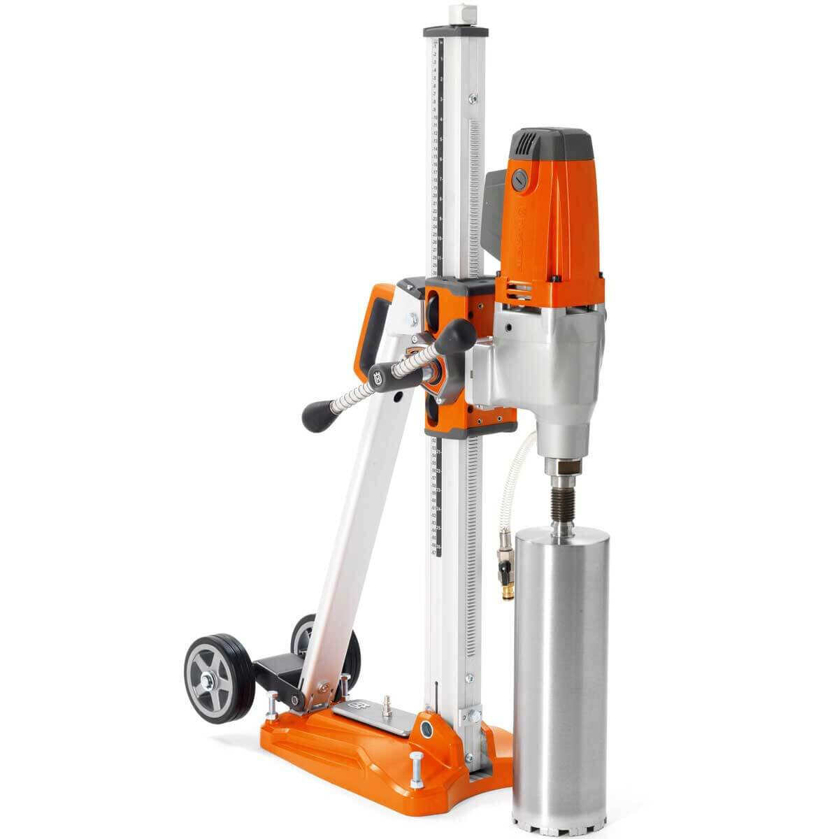 Husqvarna DMS 240 Core Drill Stand and Motor