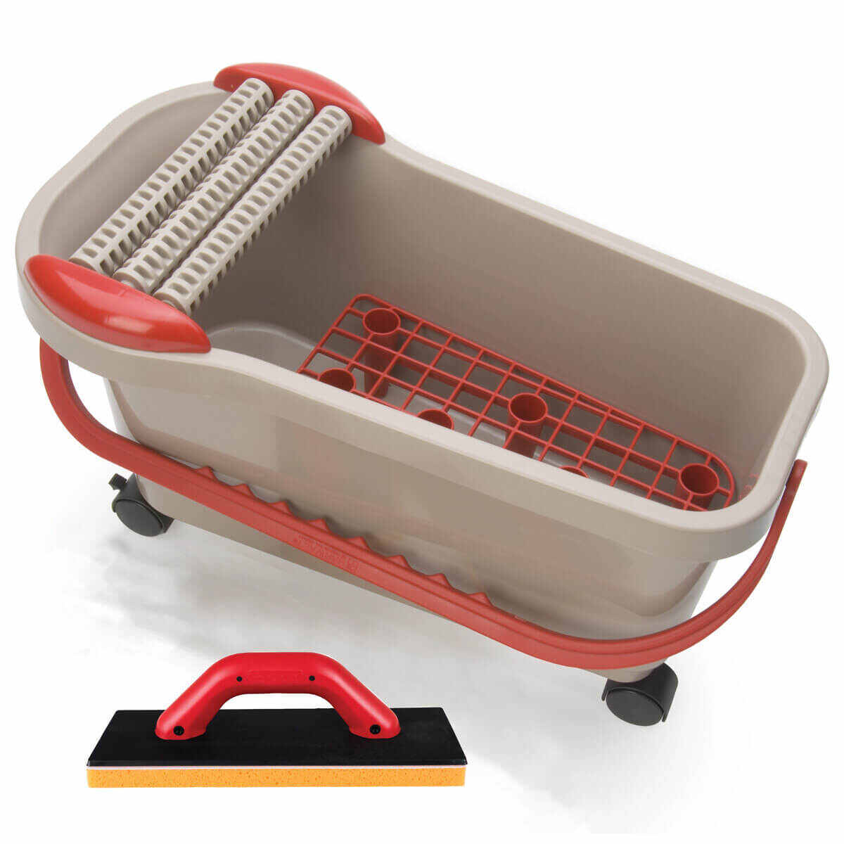 Barwalt Ultra Grout Cleaning Grate
