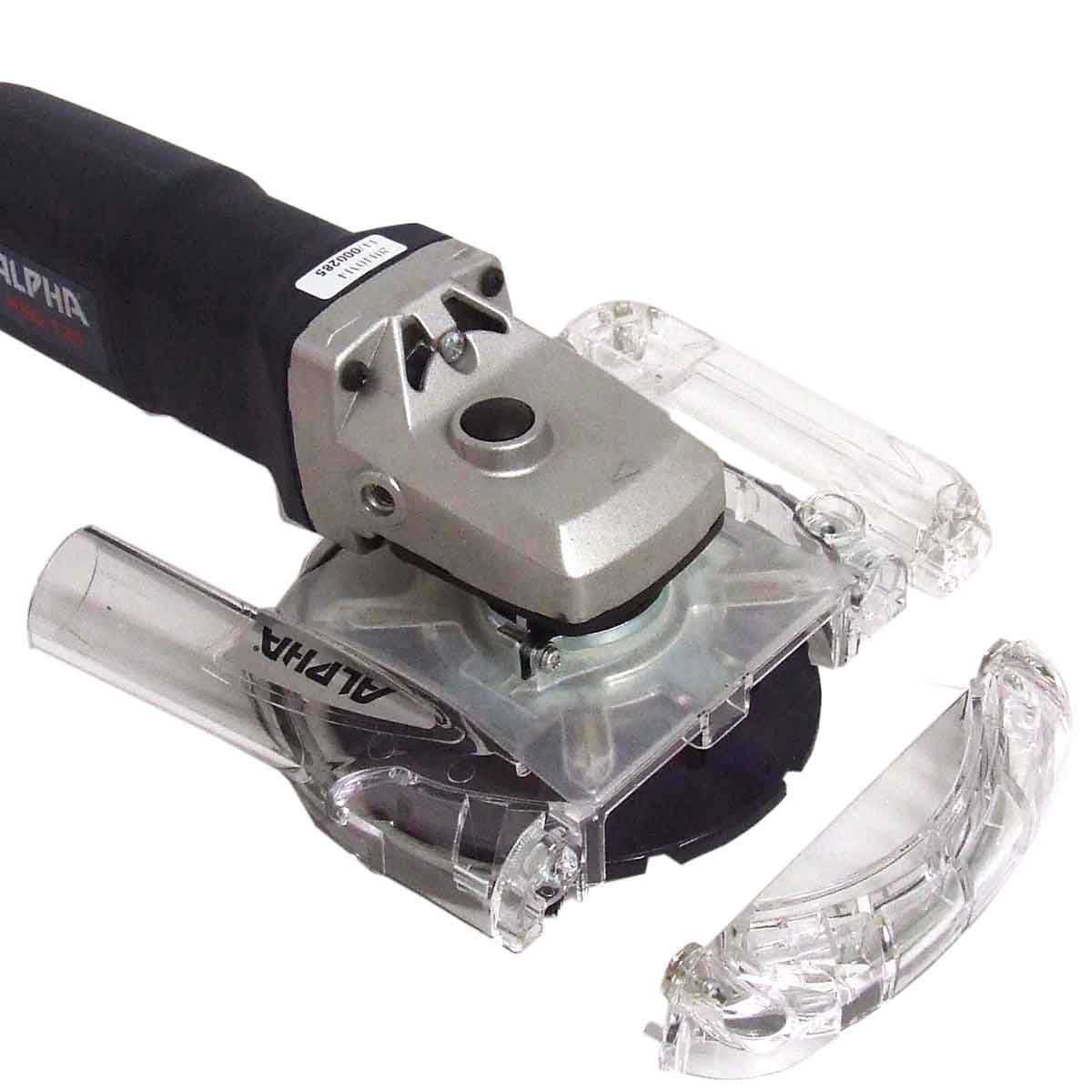 Alpha Edge Angle Grinder with EcoGuard Type G
