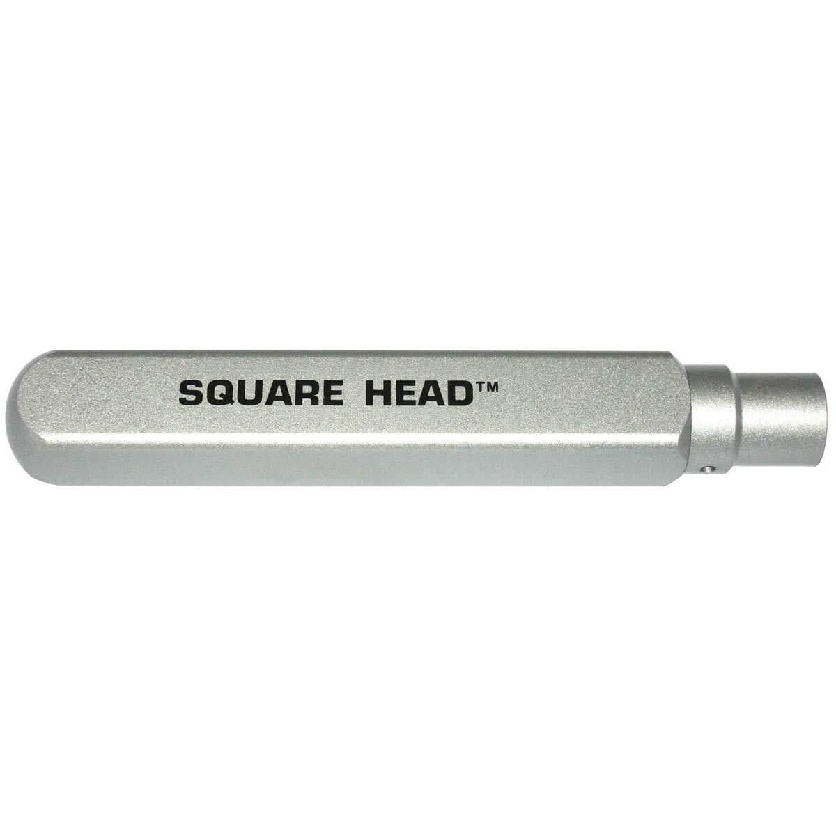 Wyco concrete vibrator 1-3/4in square head