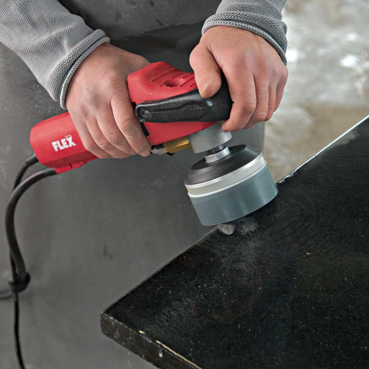 Flex L-12-3-100 Polishing Stone Edges