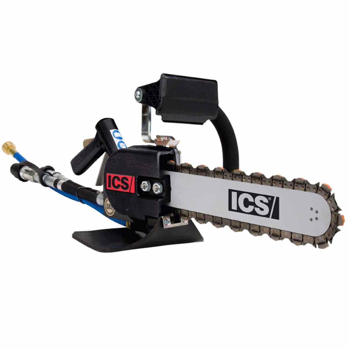 ICS 814Pro Concrete Chain Saw