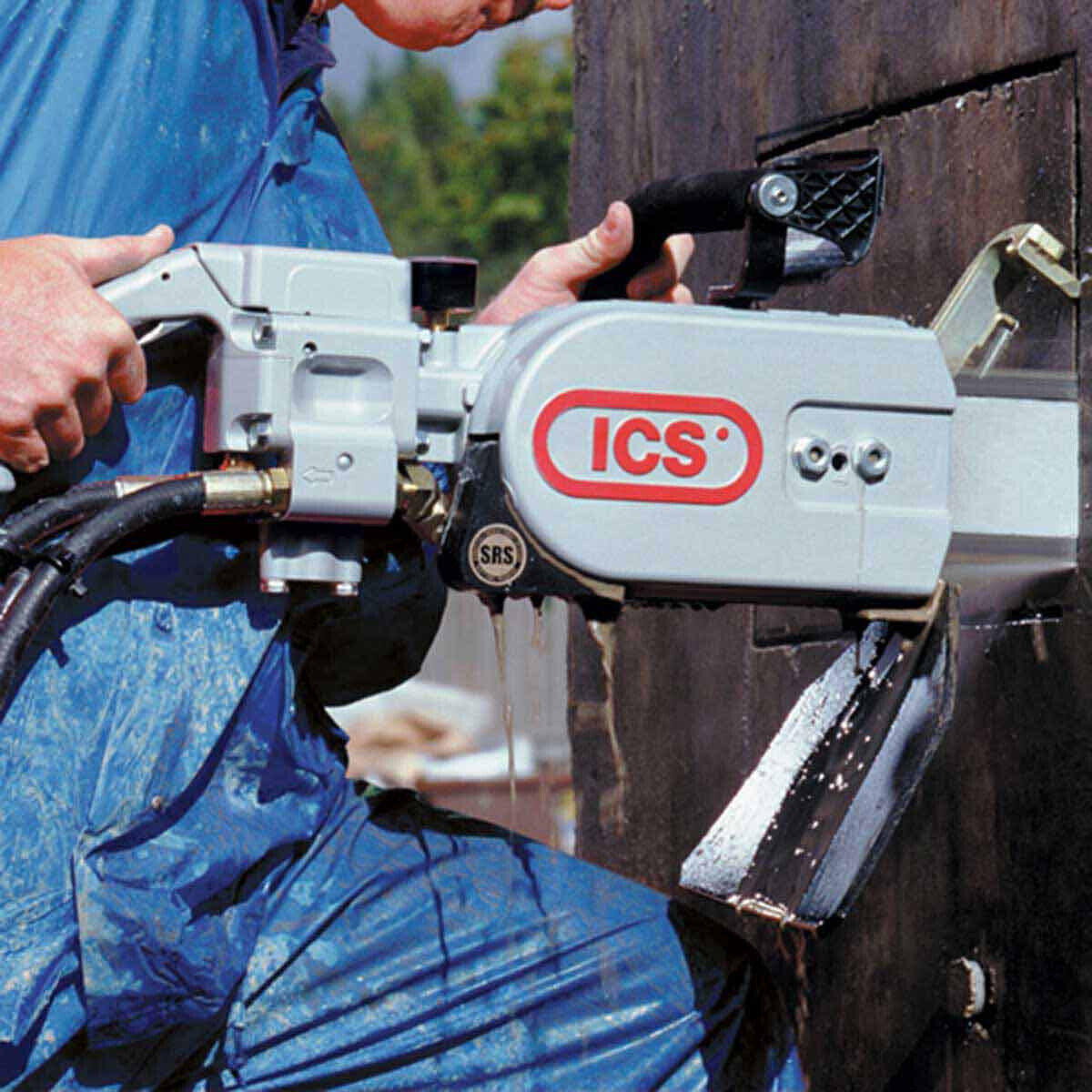ICS 814Pro Hydraulic Chain Saw