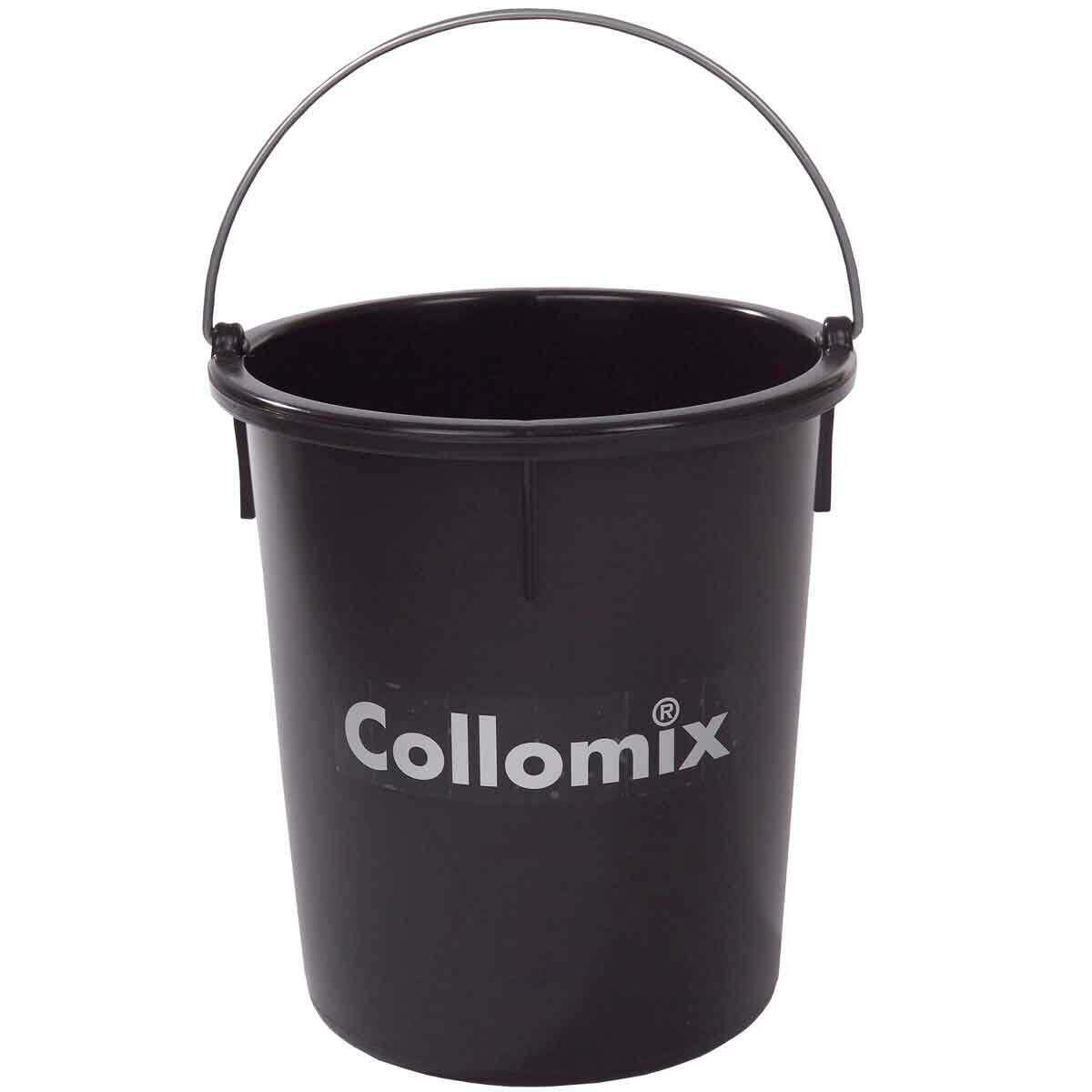 Collomix 8 Gallon Bucket, concrete, epoxy-based mortar, cement screed, grout, polymer-modified mortar, 2-component grouting compounds, self-leveling underlayments, concrete restoration