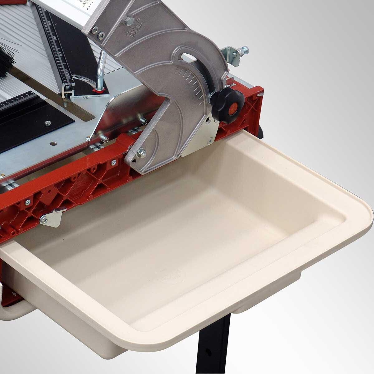 Raimondi Gladiator Advance 85 Rail Saw water tray