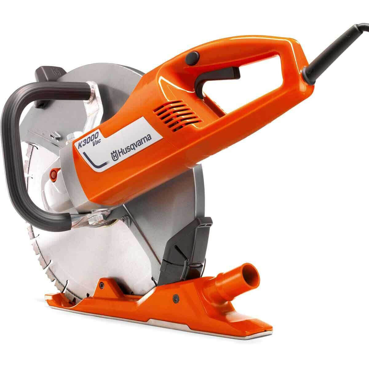 Husqvarna K4000 Power Cutter with Dust Reducer