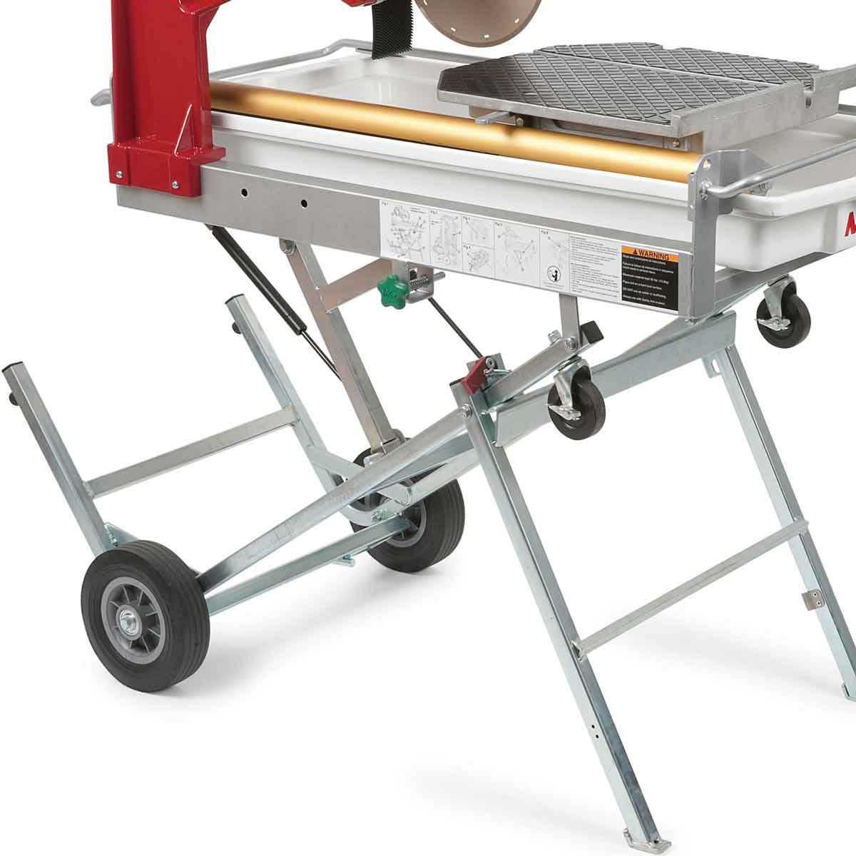 JCS factory mounted MK tile sastand