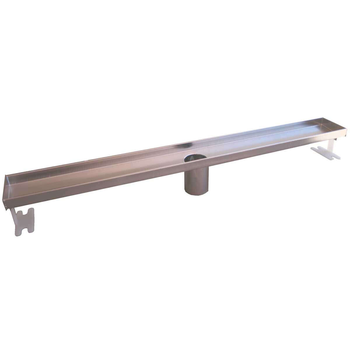 Aco Stainless Steel Shower Drain Channel
