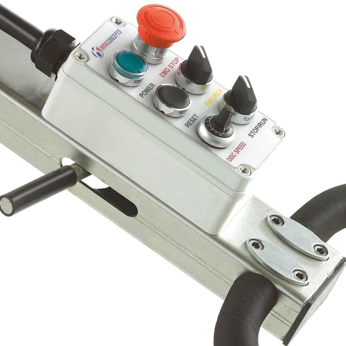 Husqvarna PG 530 Controls
