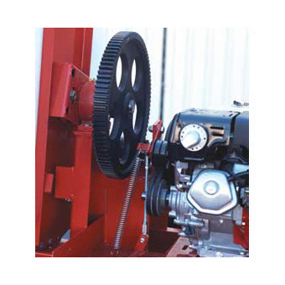 Multiquip Poly Drum Mortar Mixer Motor