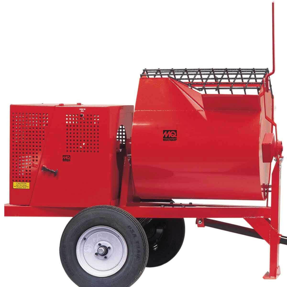 Multiquip Towable Mortar Mixer