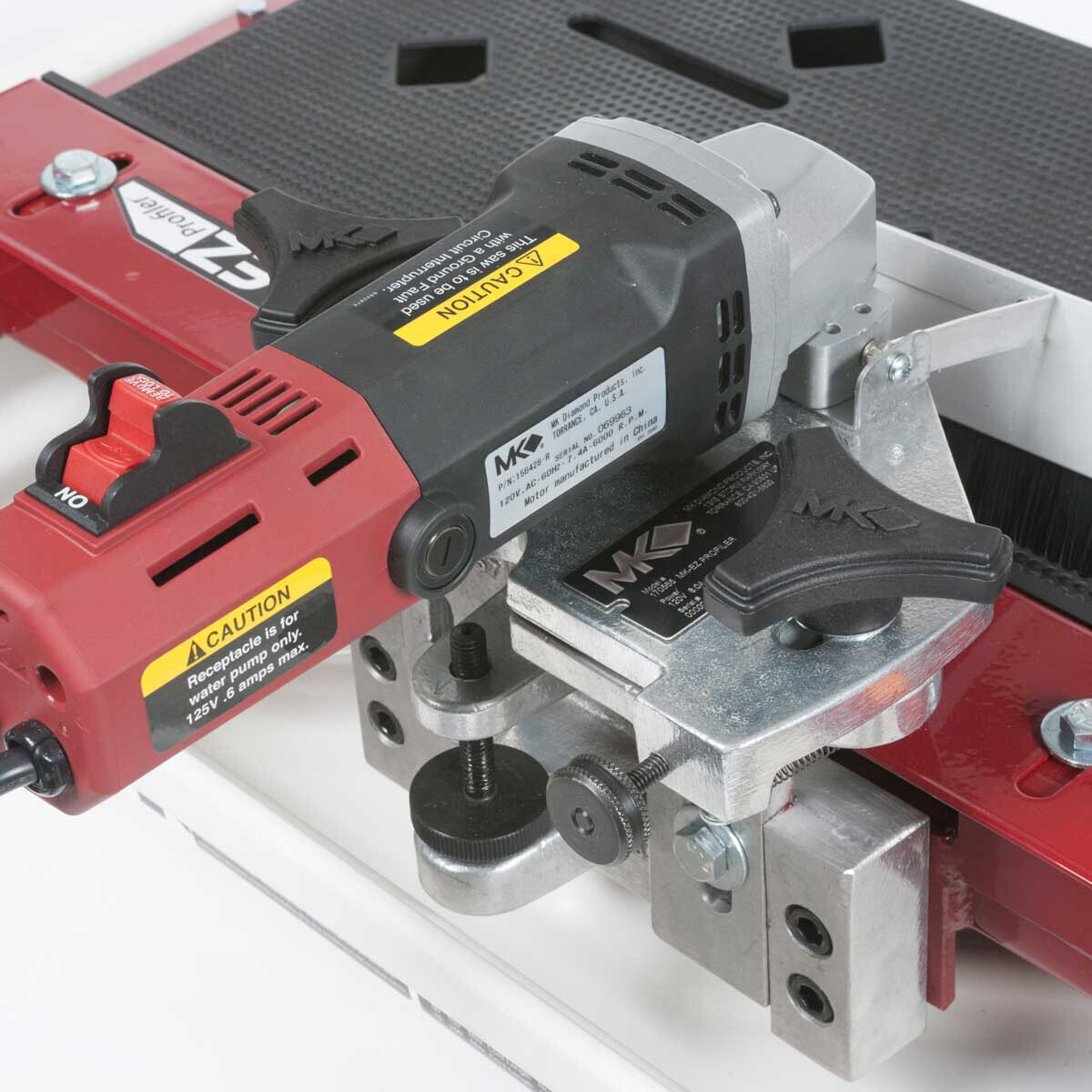MK EZ Profiler Motor