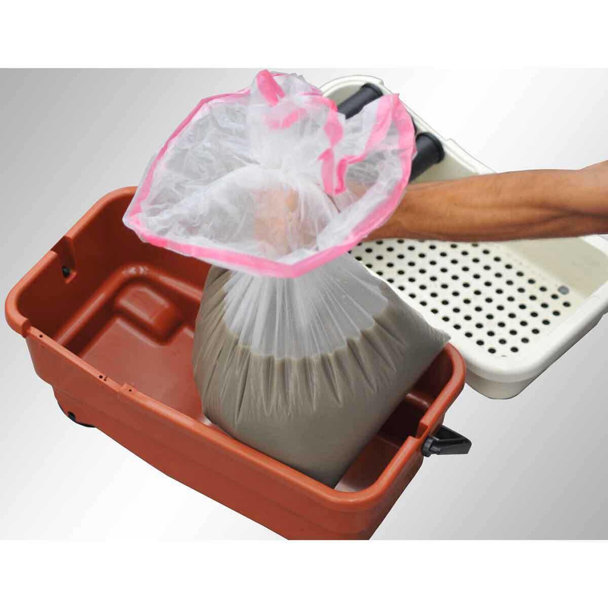 Raimondi Grout Bag Disposal