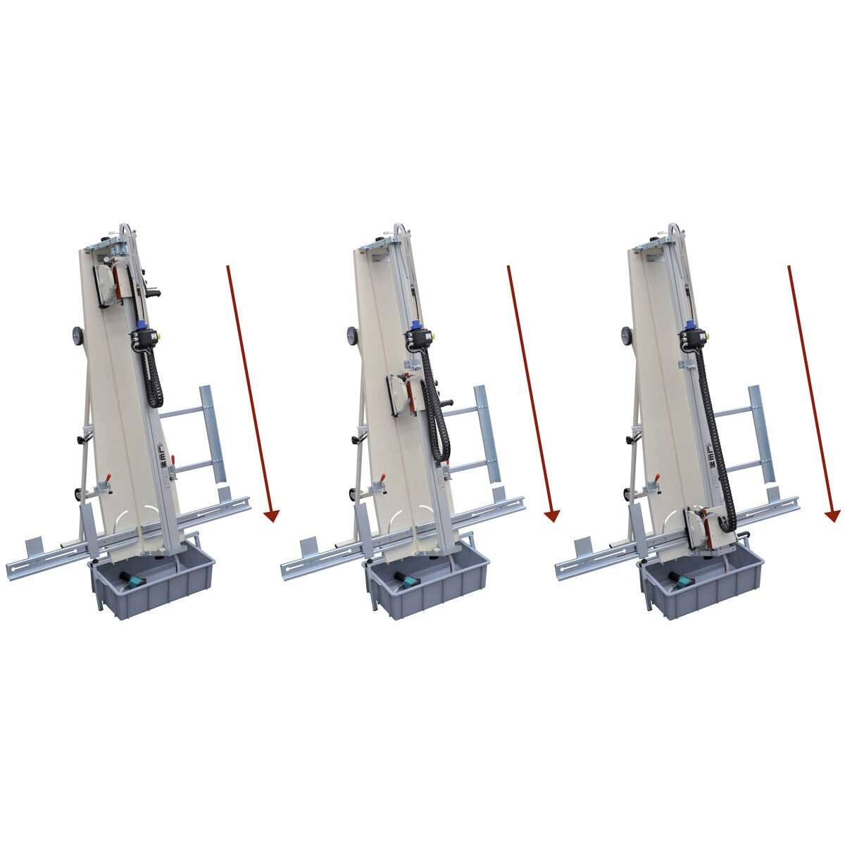 Raimondi LEM Vertical Wet Stone Motion