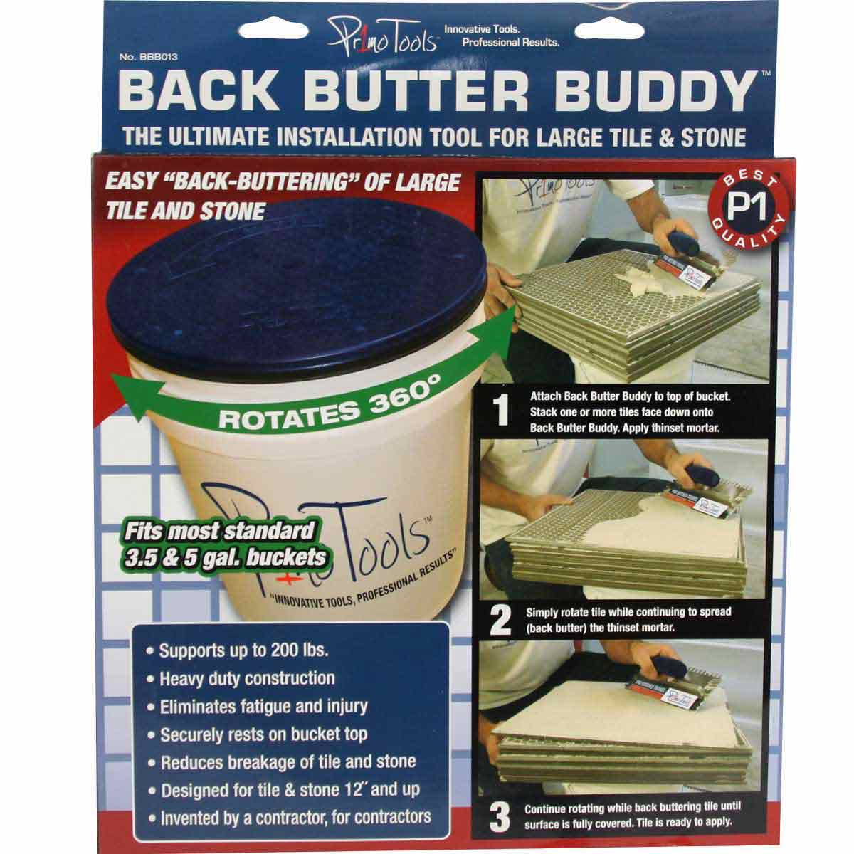 Back Butter Buddy in Package