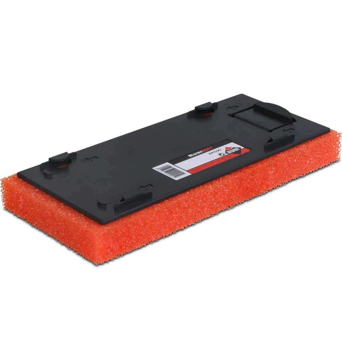 Rubi Abrasive Orange Sponge