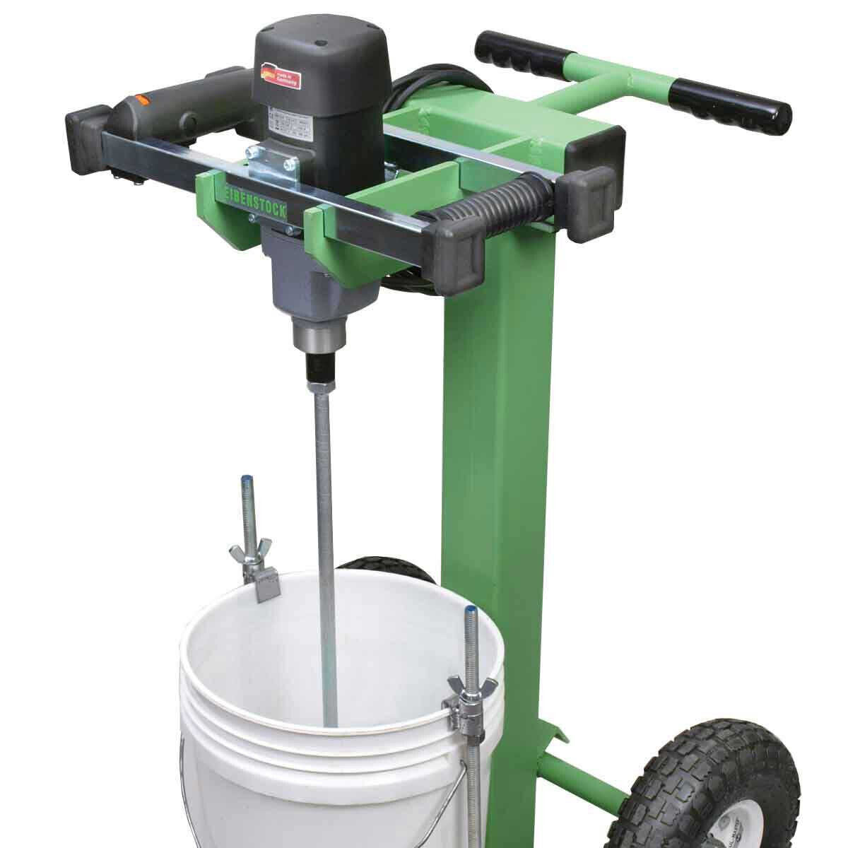 Eibenstock Portable Mixing Stand 25GP-WD