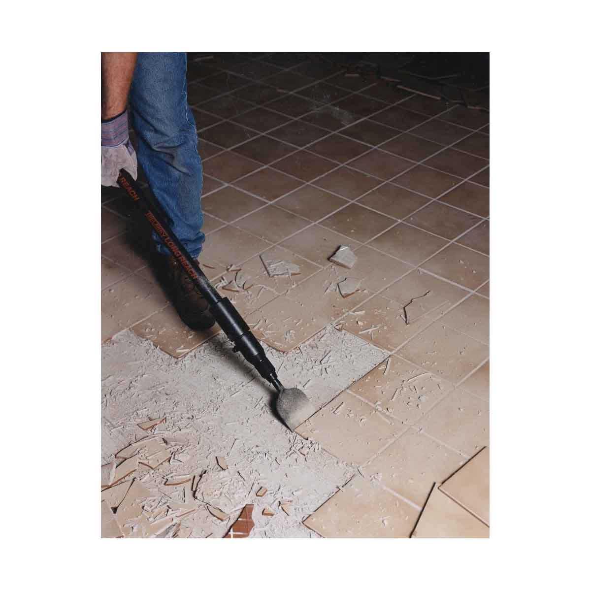 Trelawny Pneumatic Scraper for Ceramic Tile Removal