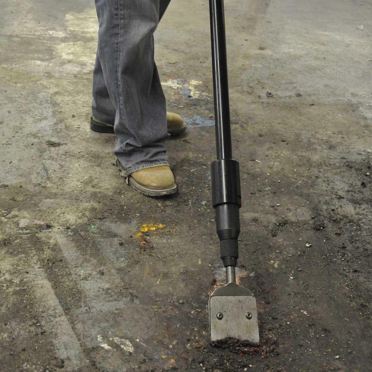 Trelawny Scraper for Concrete Surface Preparation