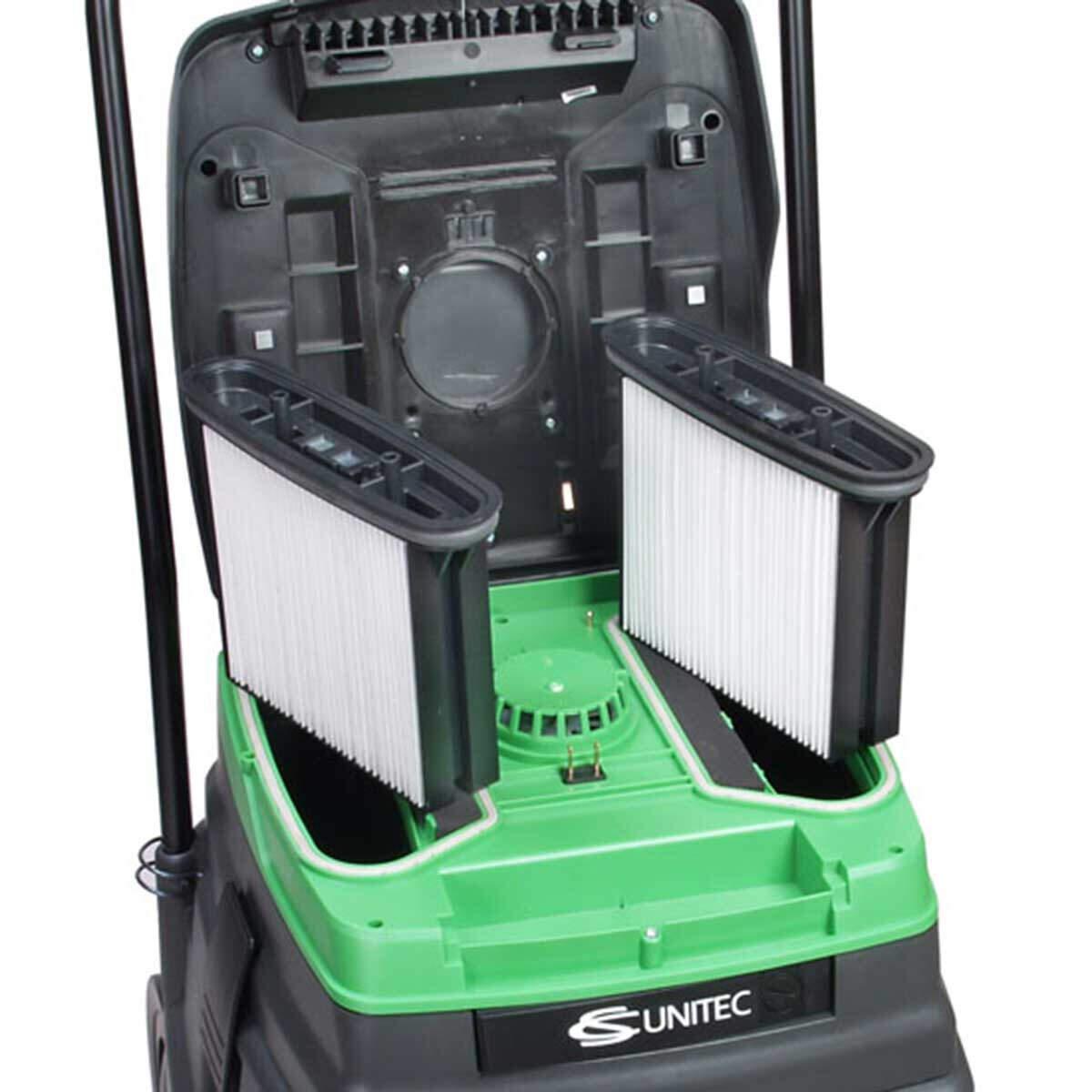 Easily Replace Vacuum HEPA Filters