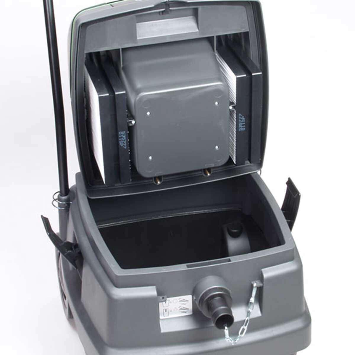 CS1225H Dust Bag Easy Removal