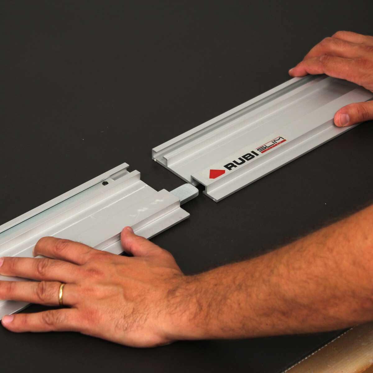 rubi slim cut rail assembly
