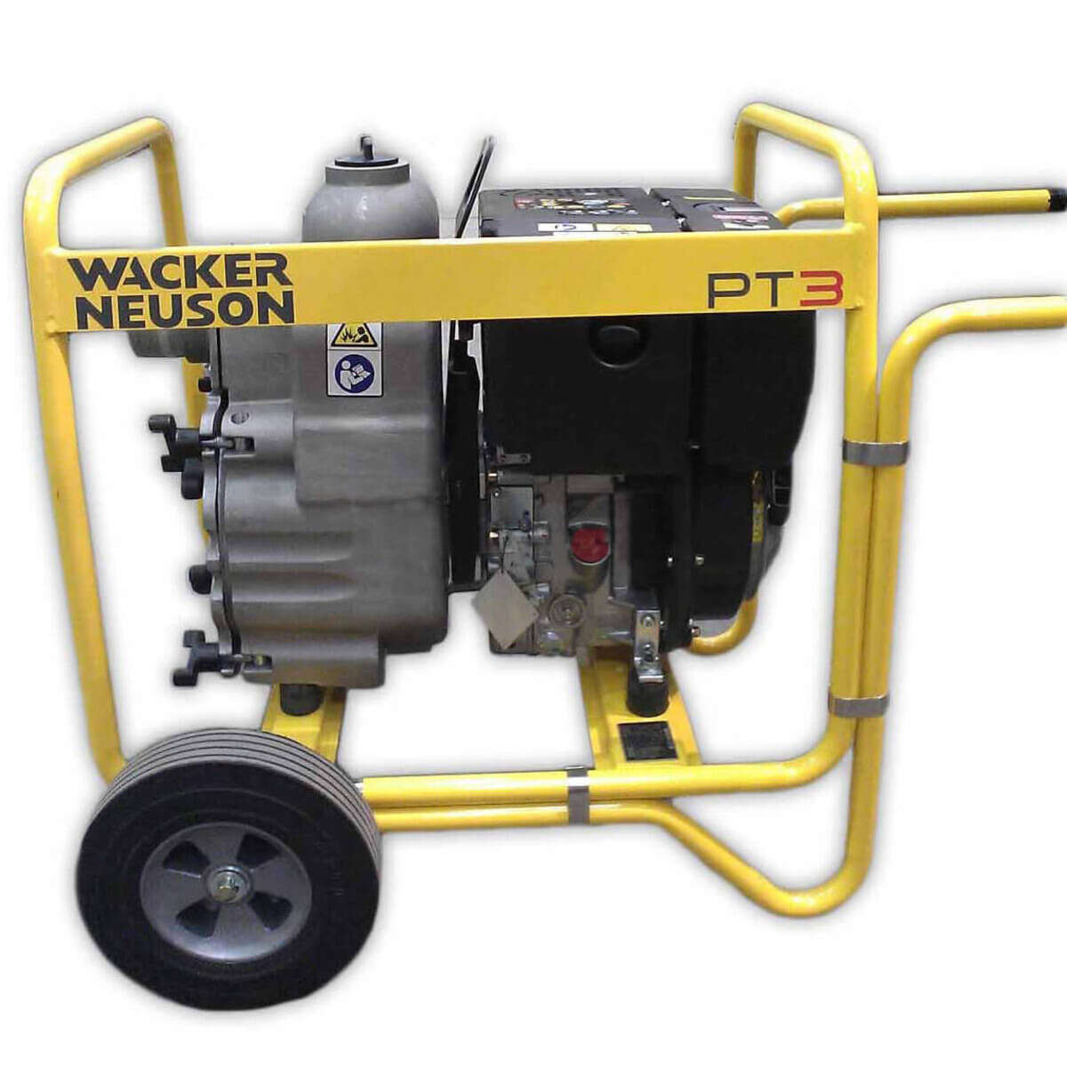 Wacker PT 3 Trash Pump Wheel Kit