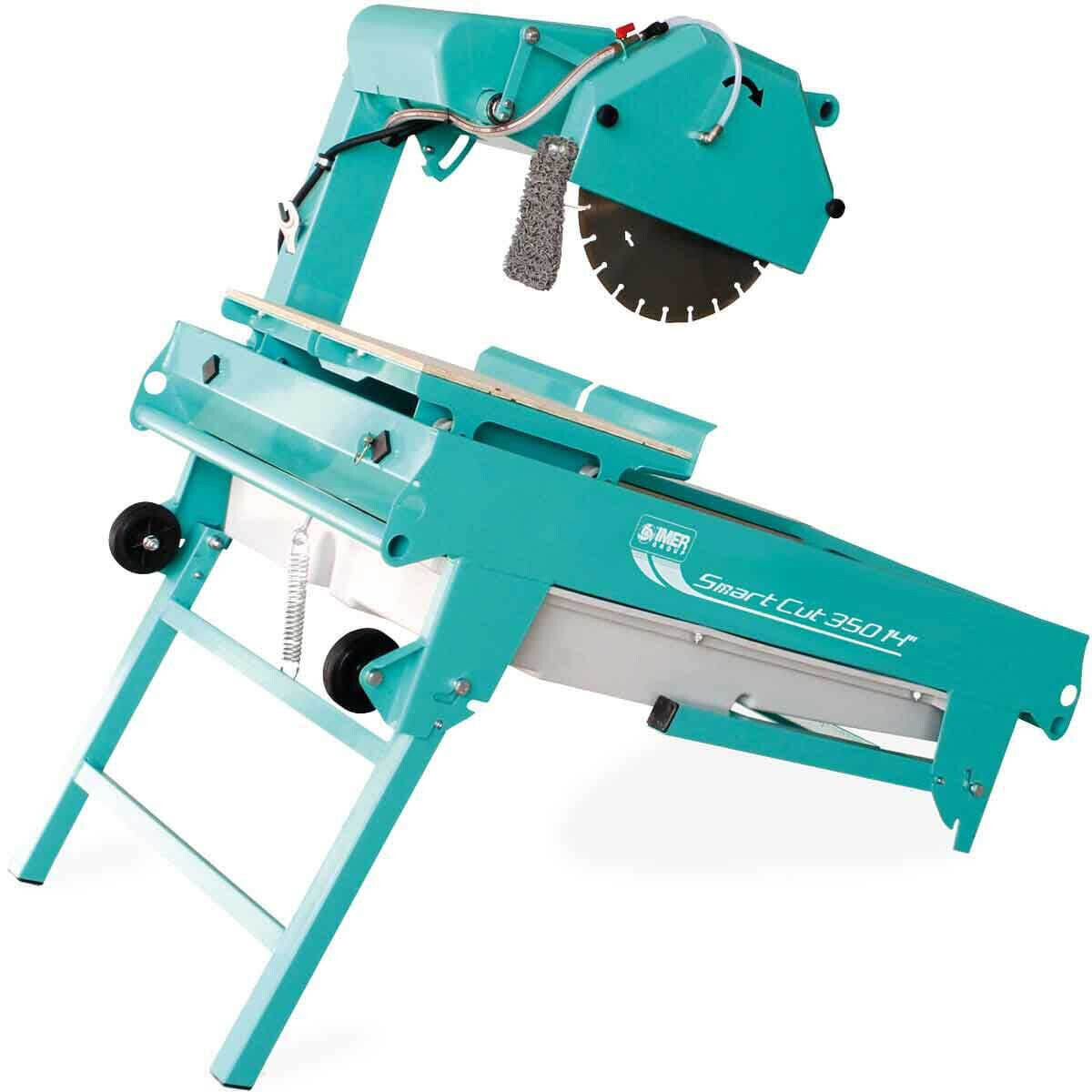 Imer MS 350 Smart Masonry Saw Collapsible Stand