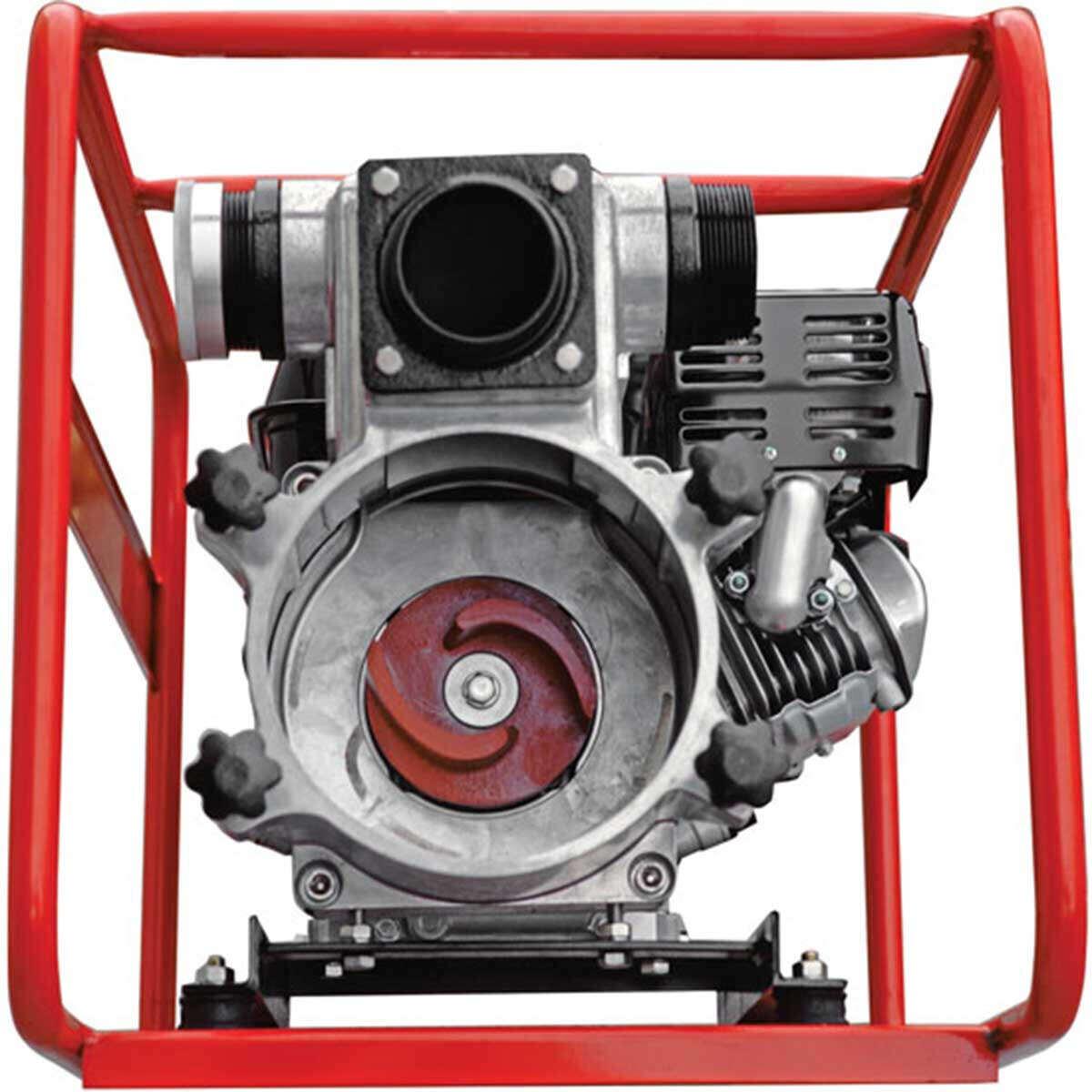 Multiquip QP3TH Pump with Honda GX240 Gas Motor
