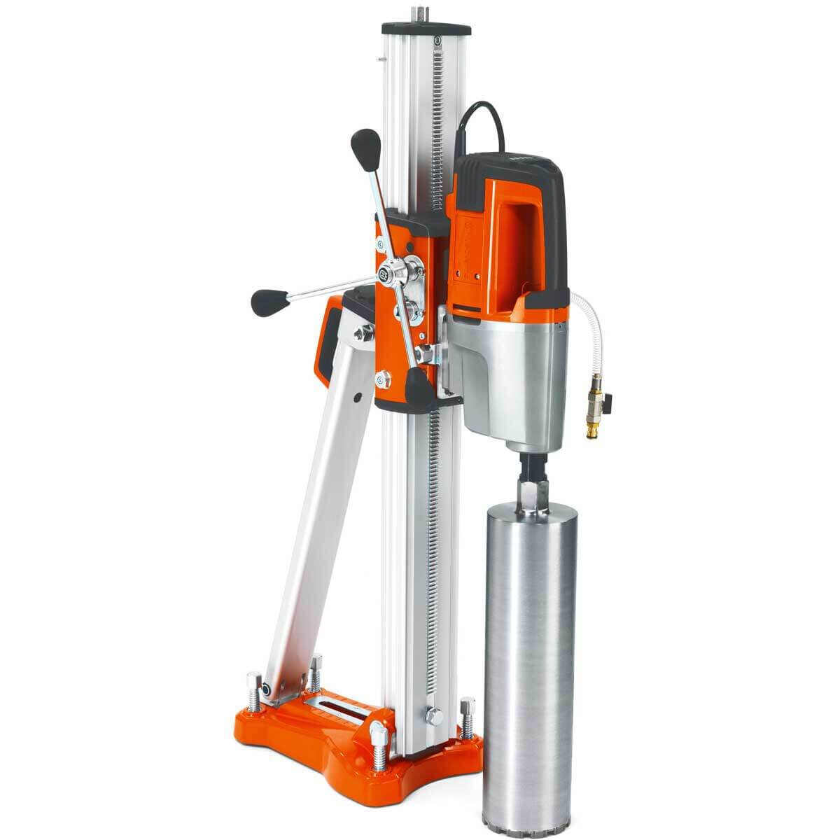 Husqvarna DS450 Stand with Diamond Core Drill