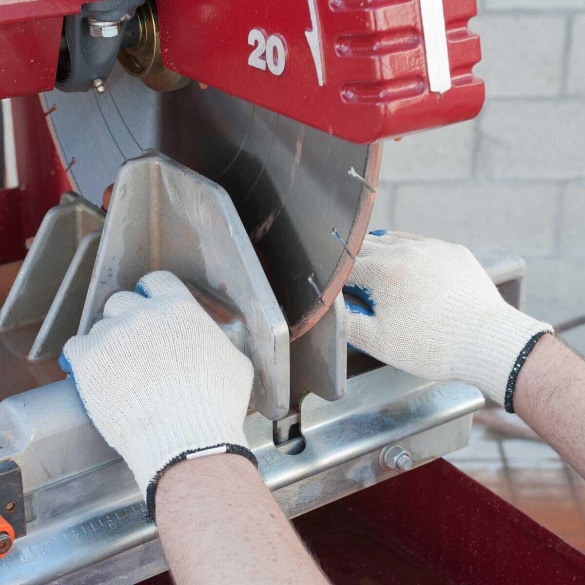 MK Masonry Saw Corner Cutting Jig