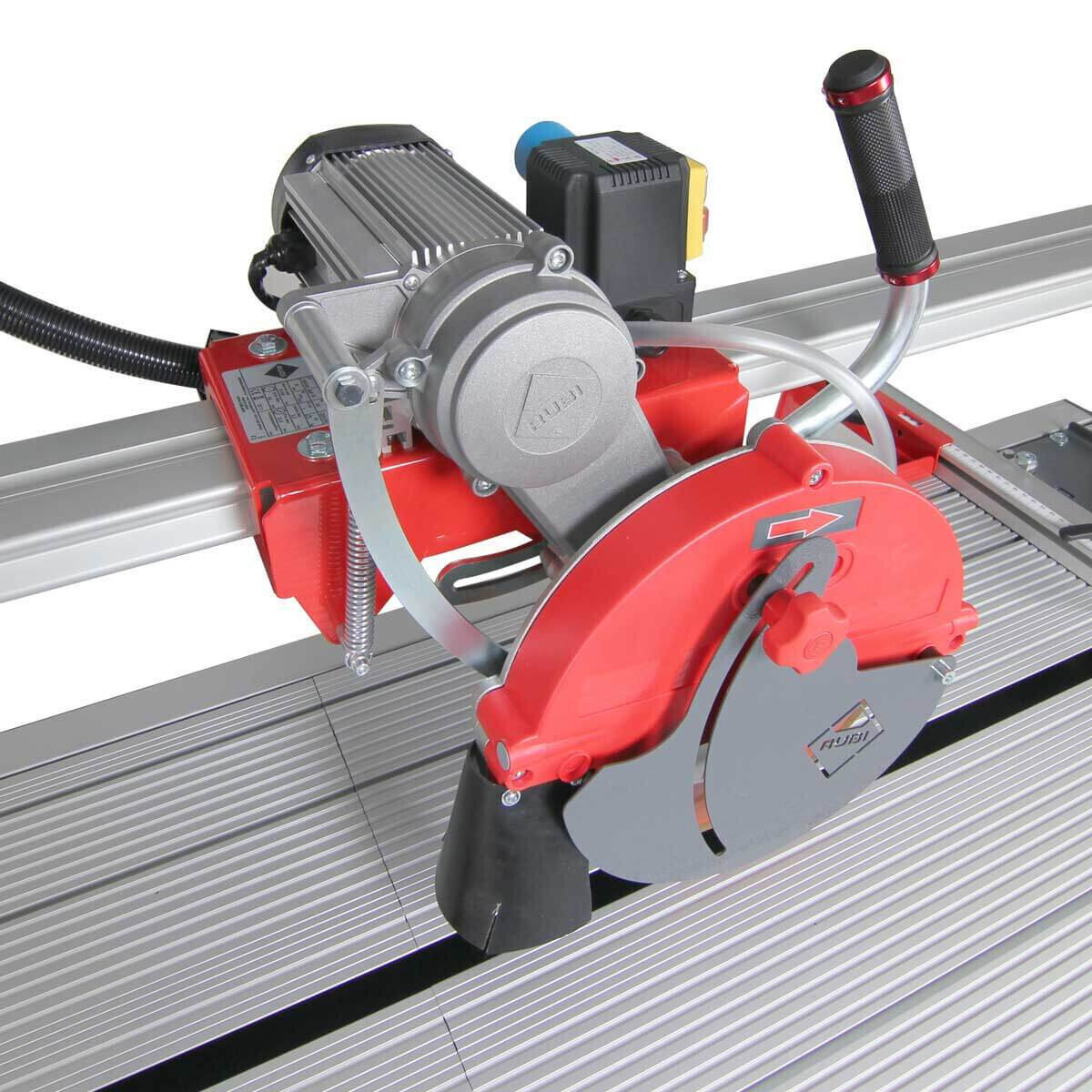 Rubi DX250-1000 Wet Saw Top View