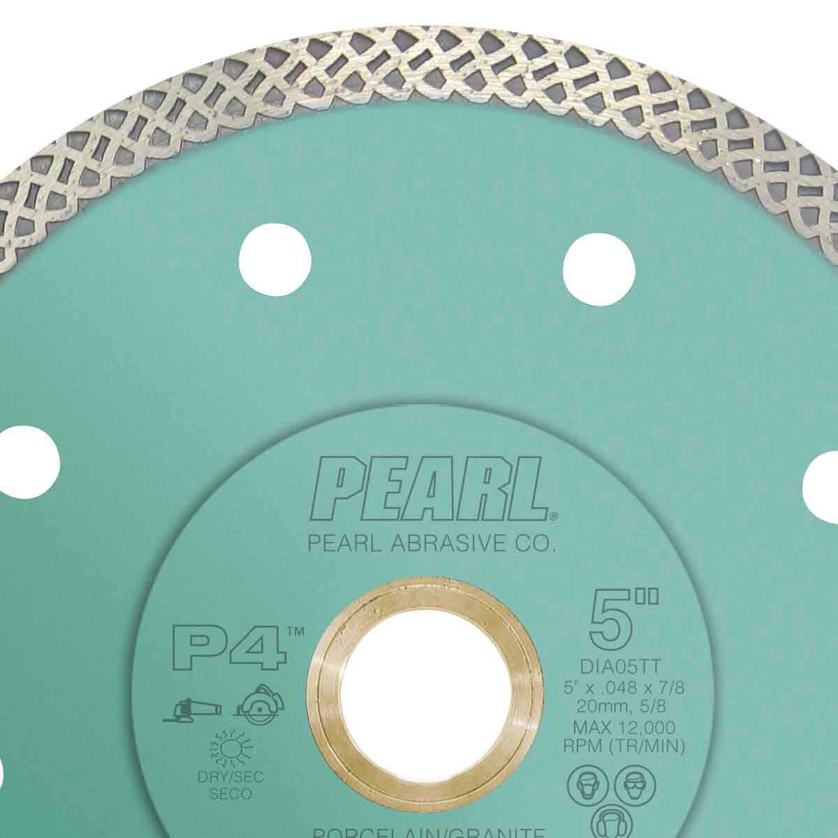 Turbo Mesh Diamond Blade Porcelain