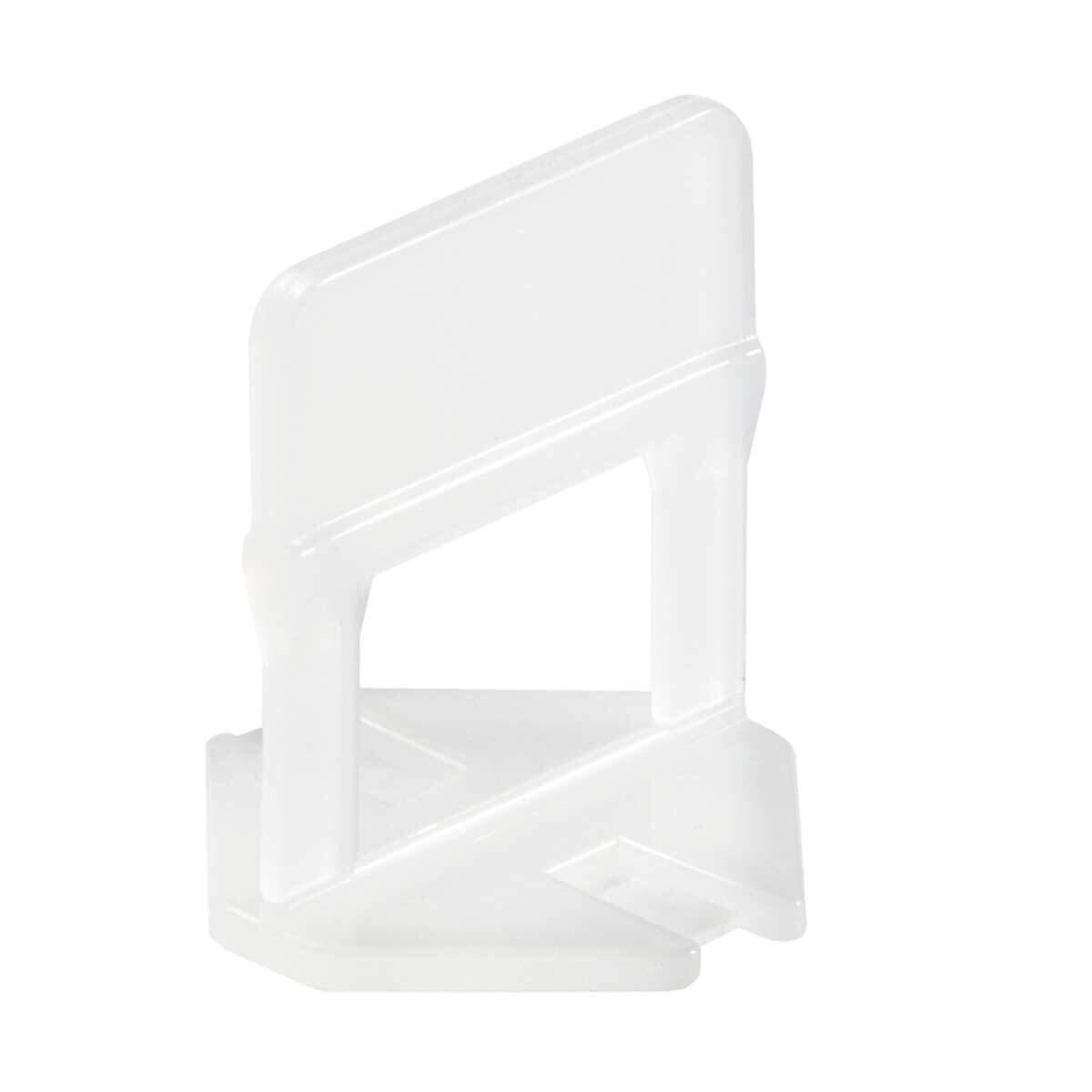 Raimondi Tile Leveling System 1/16 in. Regular Clear Clips