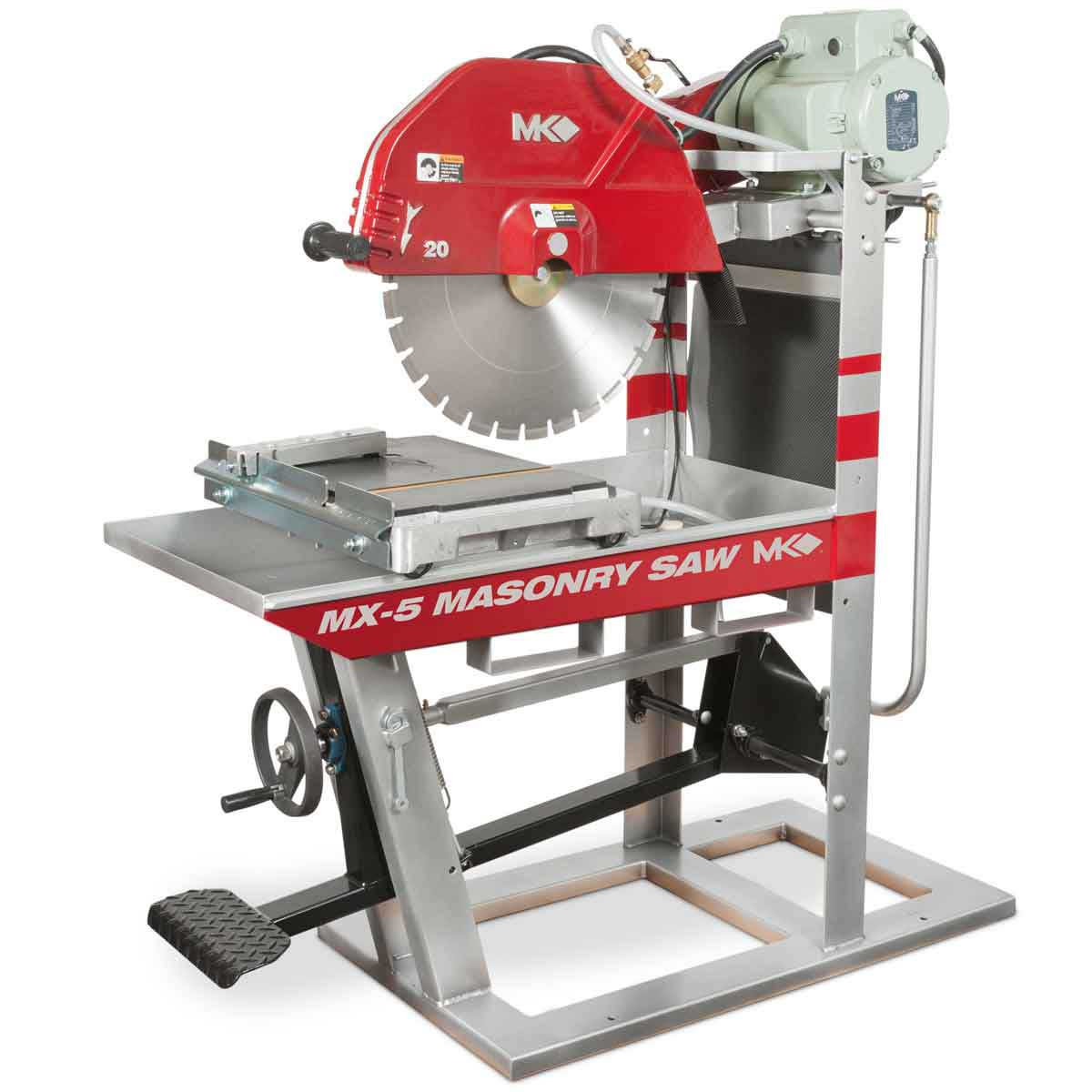 MK MX-5 Electric 20 inch Block Saw