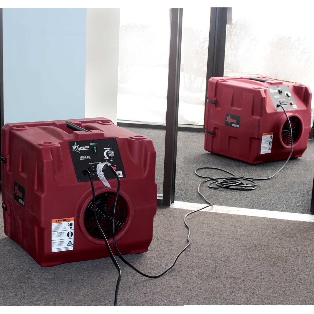 Novatek 700 Air Scrubber