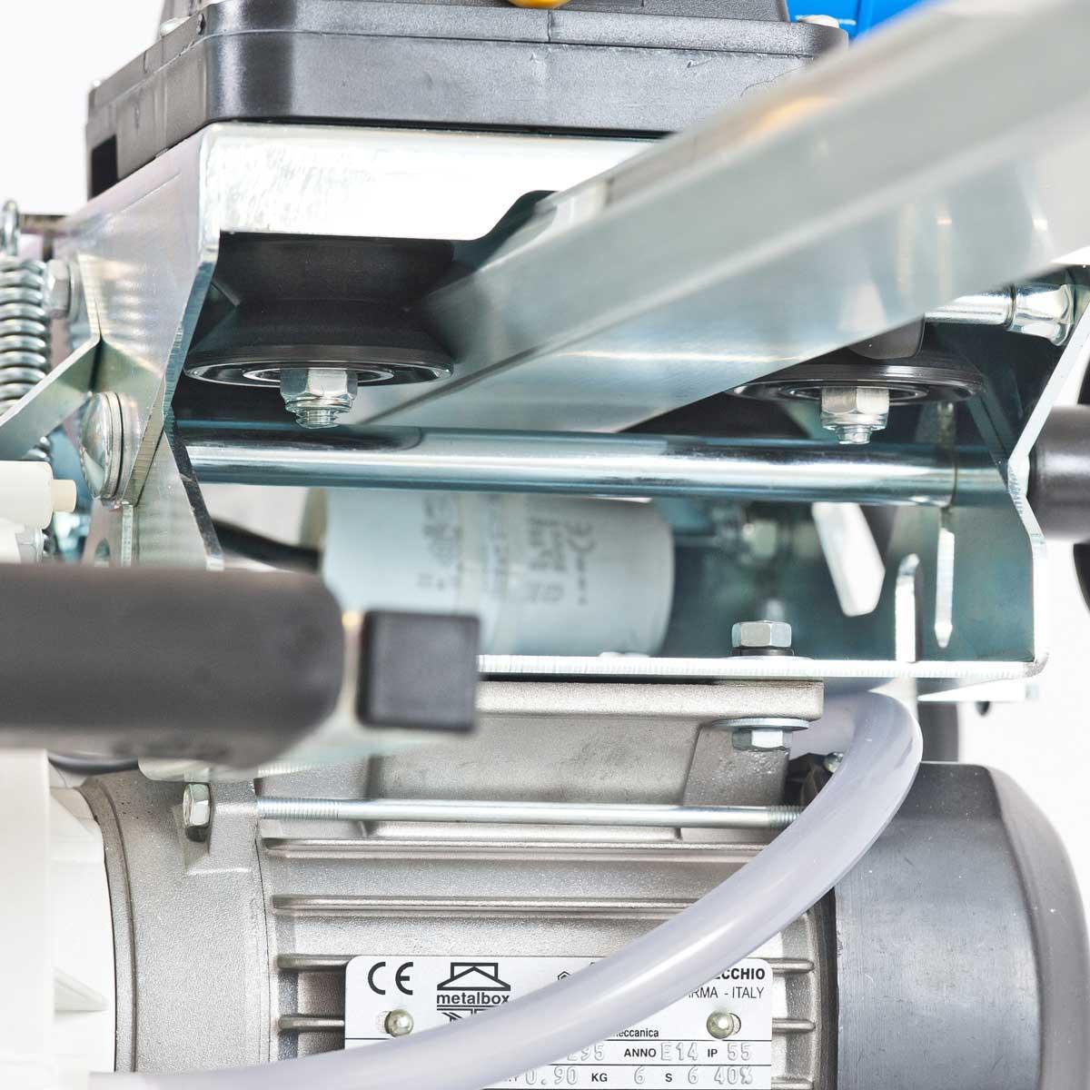 Raimondi Exploit Rail Saw Motor Conveyor