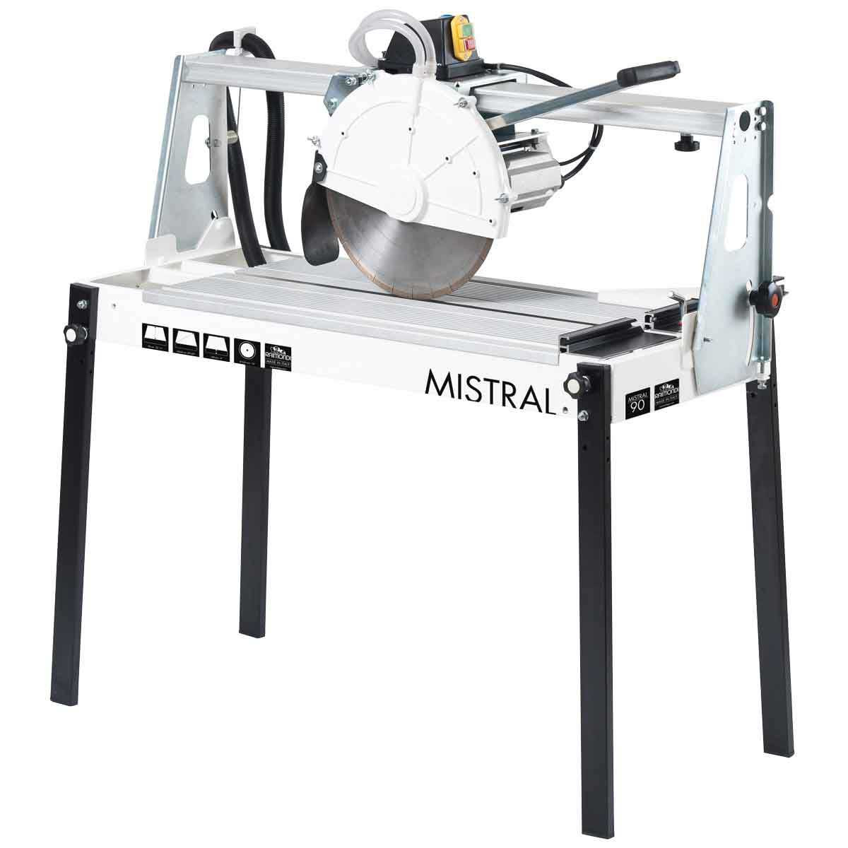 Raimondi Mistral Rail Stone Saw