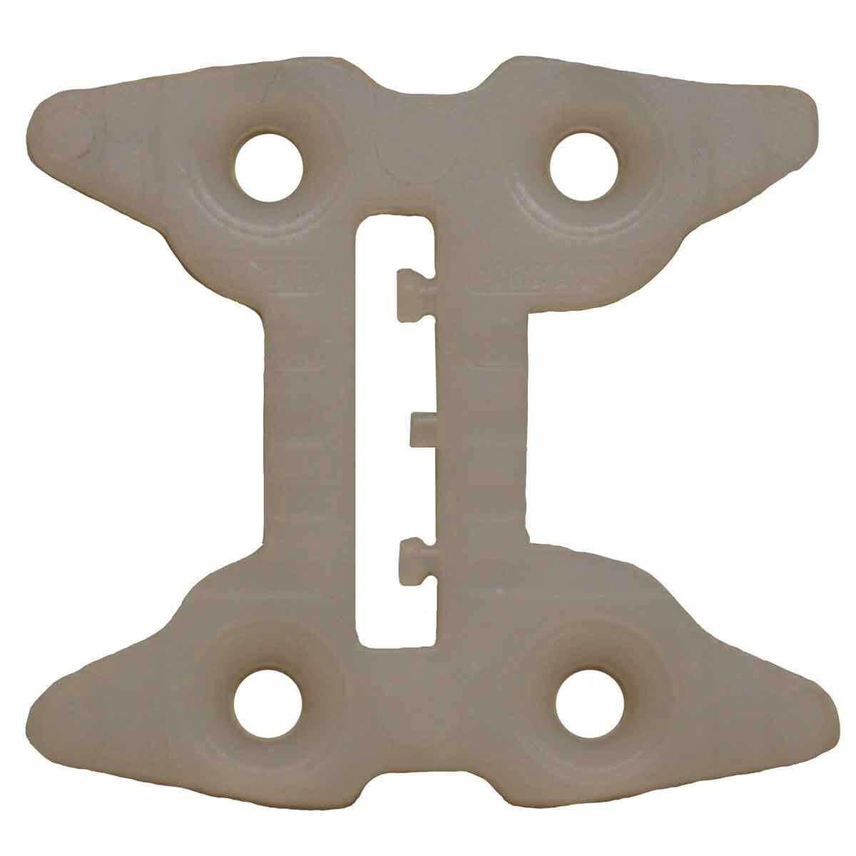 MLT Leveling System Porcelain Base Plates