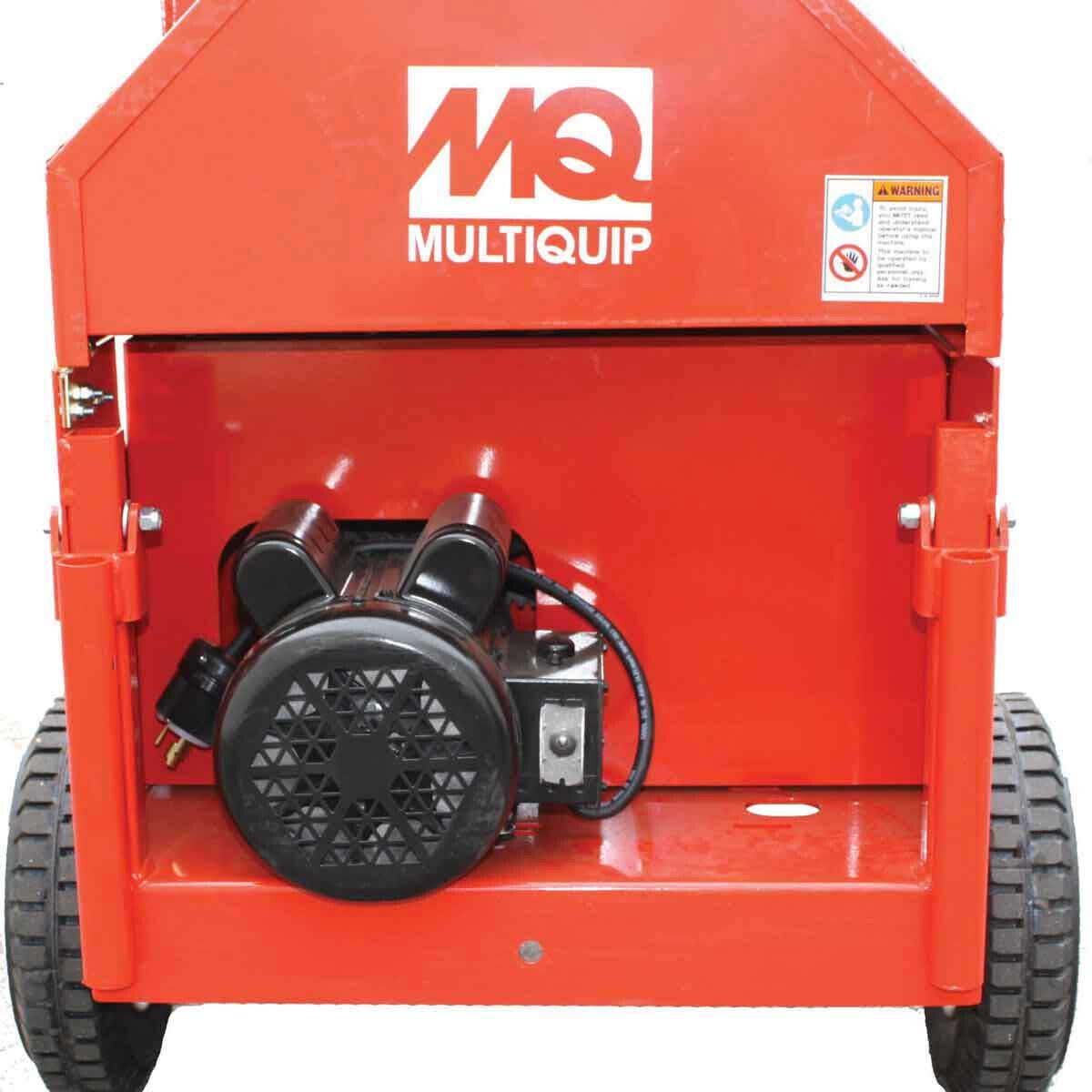 Whiteman Wheelbarrow Style Mixer Motor