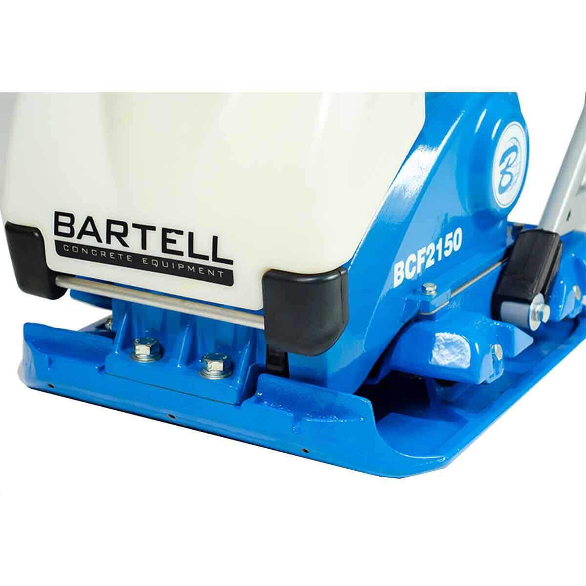 Bartell Plate Compactor Tank